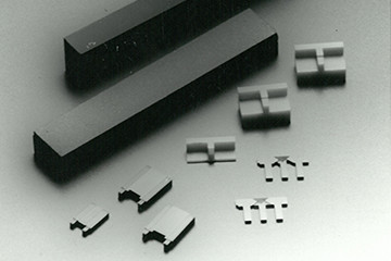 Ferrite for magnetic heads