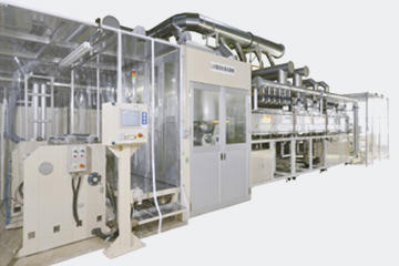 Drying equipment system applying variable wavelength technology