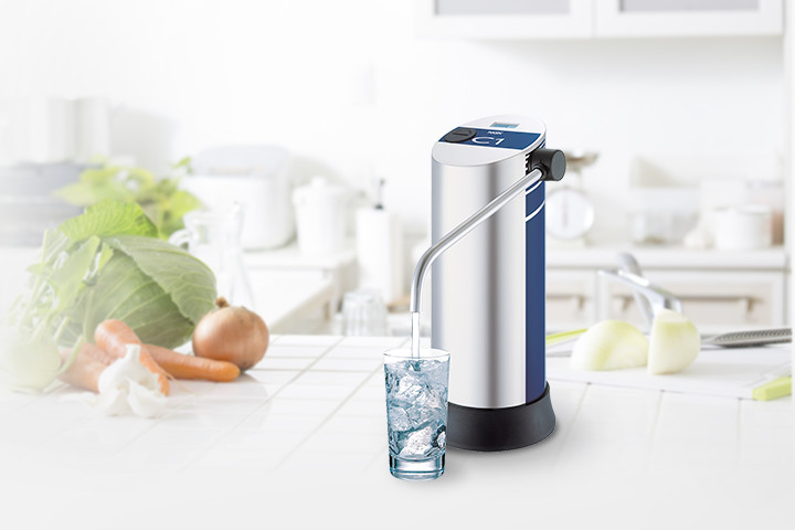 C1 Home-Use Water Purifier | Products | NGK INSULATORS, LTD.